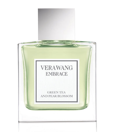 vera wang fragrances embrace green tea and pear blossom eau de toilette 30ml