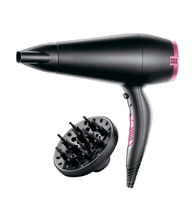 vidal sassoon ipink 2200w tourmaline dryer