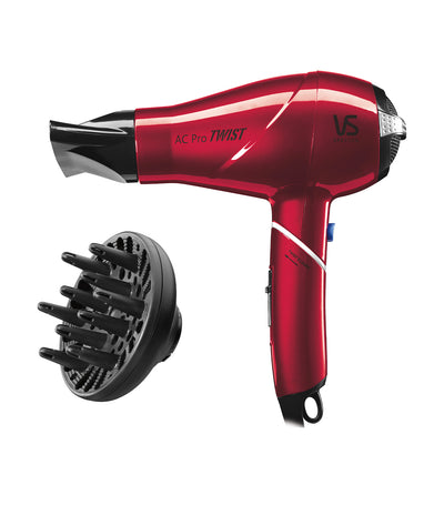 vidal sassoon ac pro twist dryer