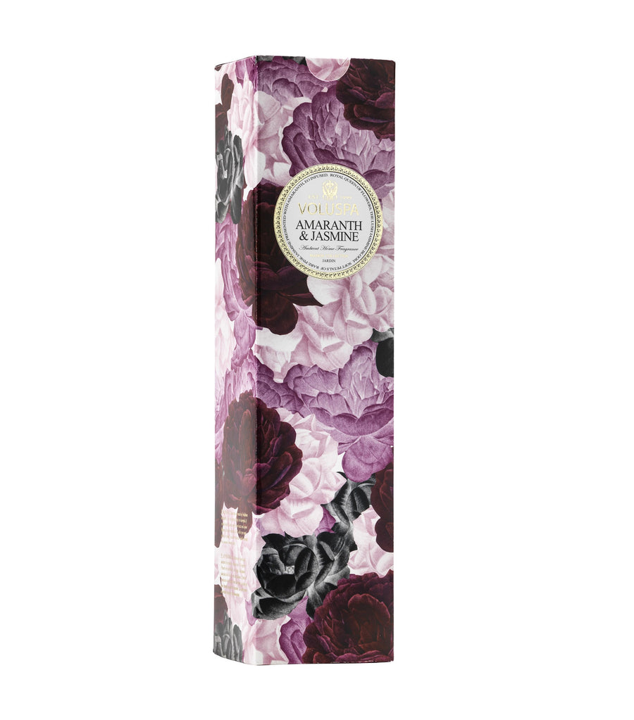 voluspa amaranth & jasmine home diffuser