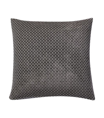 west elm Honeycomb Jacquard Velvet Pillow Cover