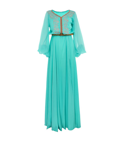 zain lila dress