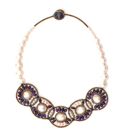 ziio cosmic lilla necklace