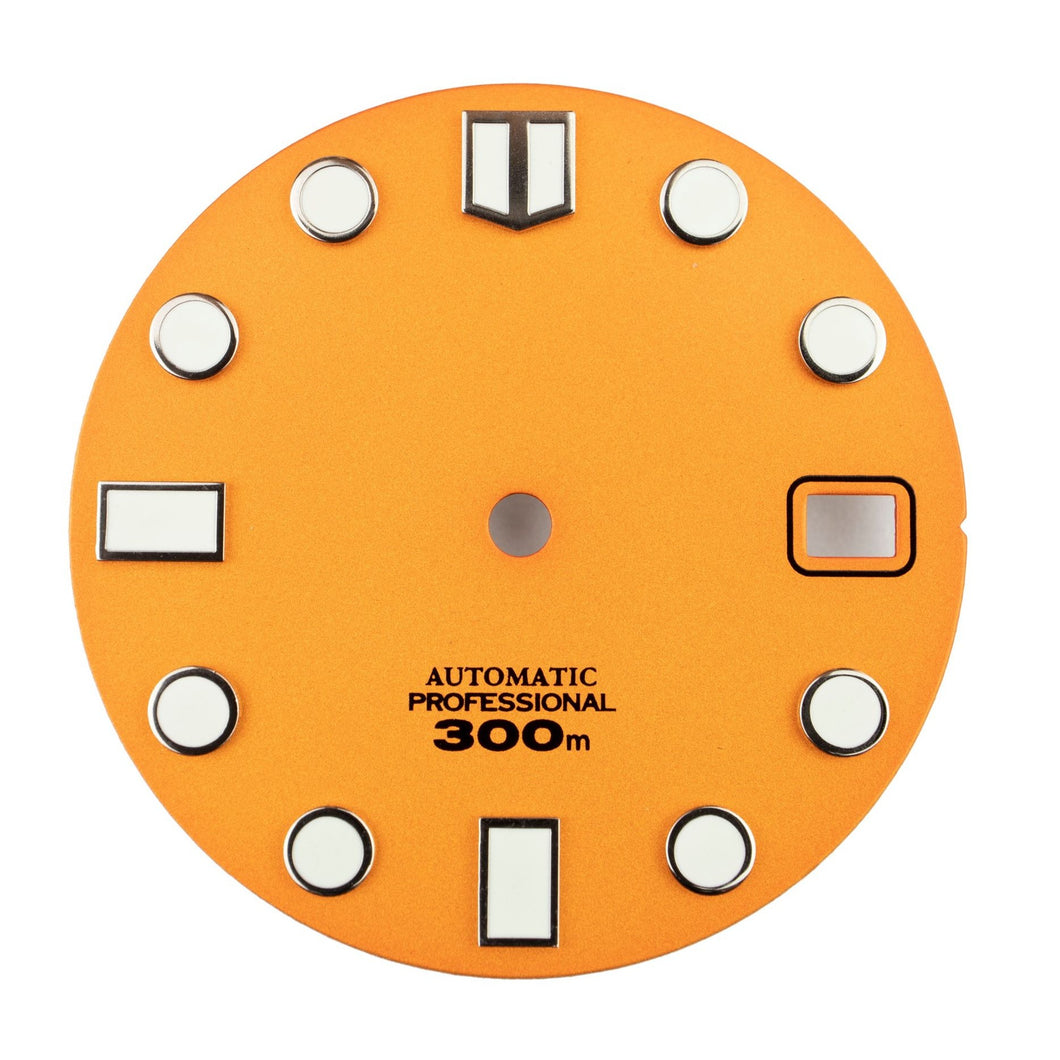 D0226 MM300 Style Orange Dial