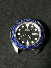Load image into Gallery viewer, SKX007 Blue World Time Aluminum Bezel Insert - Watch&Style