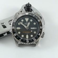 Load image into Gallery viewer, SKX007 Dual Time Ceramic Bezel Insert - Watch&Style
