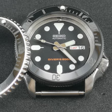 Load image into Gallery viewer, SKX007 Sub Black Stealth Ceramic Bezel Insert - Watch&Style