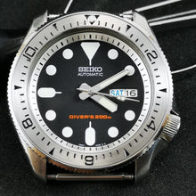 Load image into Gallery viewer, SSSMBLACK004 - SKX007 Stainless Bezel Insert - Watch&Style