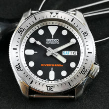 Load image into Gallery viewer, SKX Black II - SKX007 Stainless Bezel Insert - Watch&Style