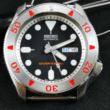 Load image into Gallery viewer, PORED005 - SKX007 Stainless Bezel Insert - Watch&Style