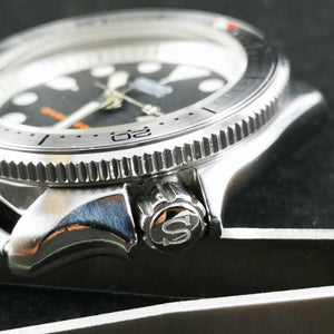 "SKX007 Polished Crown ""S"" - Watch&Style"