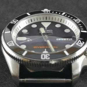 SKX007 Double Dome Sapphire Crystal with Blue AR Coating - Watch&Style