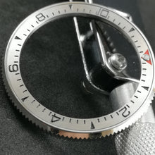 Load image into Gallery viewer, SRP Turtle Re-issue Stainless Bezel Insert - SSSMRED003 - Watch&Style