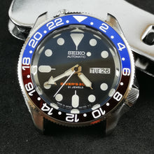 Load image into Gallery viewer, SKX007 Pepsi GMT Ceramic Bezel Insert - Watch&Style