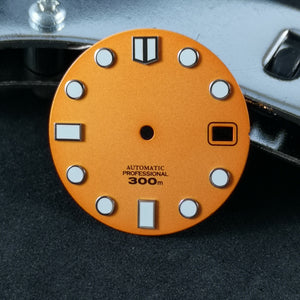 MM300 Style Orange Dial - Watch&Style