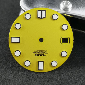 MM300 Style Yellow Dial - Watch&Style