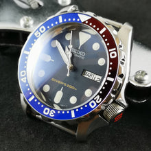 Load image into Gallery viewer, SKX007 Pepsi Ceramic Bezel Insert - Watch&Style