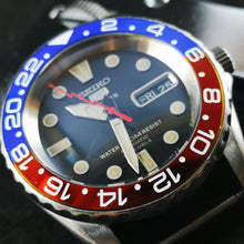 Load image into Gallery viewer, SNZF17 Pepsi GMT Ceramic Bezel Insert - Watch&Style
