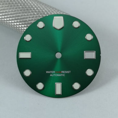Dial - Sunburst Green - Watch&Style