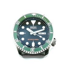 Load image into Gallery viewer, SKX007 Sub Green Ceramic Bezel Insert - Watch&Style