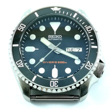 Load image into Gallery viewer, SKX007 Sub Black Ceramic Bezel Insert - Watch&Style