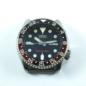 SKX007 Coke GMT Ceramic Bezel Insert - Watch&Style
