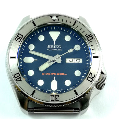 Sub Style - SKX007 Stainless Bezel Insert - Watch&Style