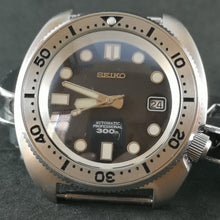 Load image into Gallery viewer, SRP Turtle Re-issue Stainless Bezel Insert - SRP Black - Watch&Style
