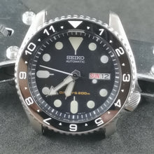 Load image into Gallery viewer, SKX007 Luminous Dual Time Ceramic Bezel Insert - Watch&Style