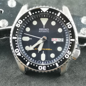 SKX007 Luminous SKX Black Ceramic Bezel Insert - Watch&Style