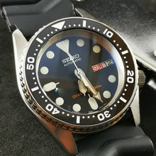 Load image into Gallery viewer, SKX013 SKX Style Ceramic Bezel Insert - Flat - Watch&Style
