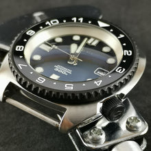 Load image into Gallery viewer, SRP Turtle Re-issue Matte Black Sub Style Bezel - Watch&Style