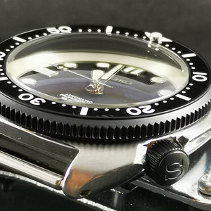 SRP Turtle Re-issue PVD Black Crown - Watch&Style