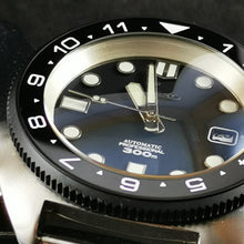 Load image into Gallery viewer, SRP Turtle Re-issue Matte Black Coin Edge Bezel - Watch&Style