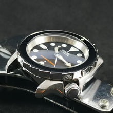 Load image into Gallery viewer, AI0067 SKX007 Aluminum Bezel Insert - Blackout