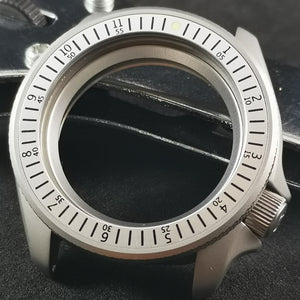 C0454 SKX007 Chapter Ring - Sandblasted