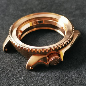 C0191 SKX007 Chapter Ring - Polished Rose Gold