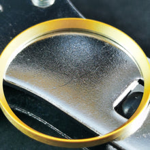 Load image into Gallery viewer, C0192 SKX007 Chapter Ring - Sandblasted Gold