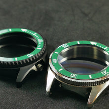 Load image into Gallery viewer, CI0524 SKX013 Ceramic Insert- Sub Style Green- Lumed