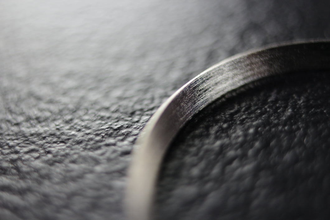 SNZF17 Brushed Chapter Ring - Watch&Style