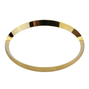 C0190 SKX007 Chapter Ring - Polished Gold
