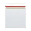125 X 125mm  Whitney Brilliant White Peel & Seal Wallet 1241