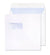 165 x 165mm  Cambrian White Window Gummed Wallet 2162