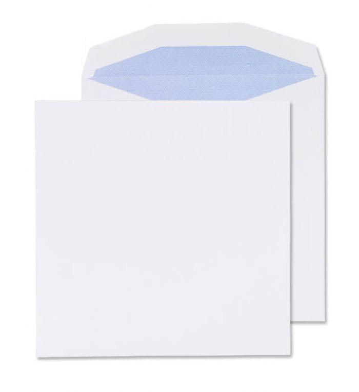 220 x 220mm  Cambrian White Self Seal Wallet [Pack 250] 2223