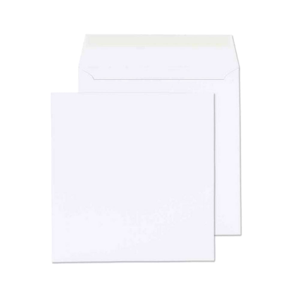 330 x 330mm  Cambrian White Gummed Wallet [Pack 250] 2331