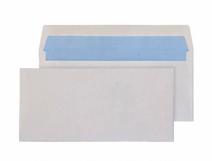 89 x 152mm  Pennine White Gummed Wallet 3061