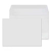 324 x 229mm C4 Whitney Brilliant White Peel & Seal Medium Board Pocket 1209