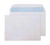 229 x 324mm C4 Rushmore Business White Peel & Seal Wallet 3211