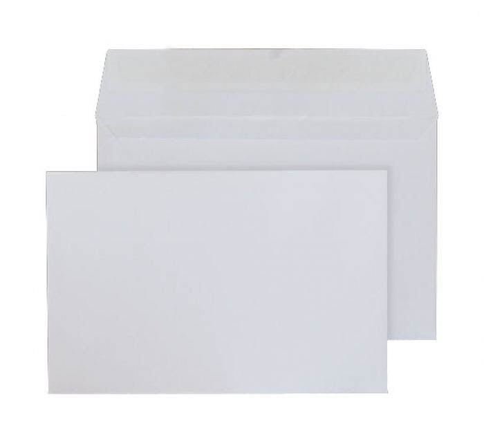 94 x 124mm  Cadair Idris Bright White Peel & Seal Wallet 3241