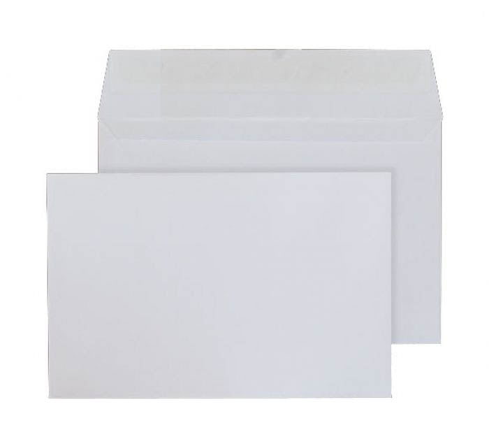 94 x 143mm  Cadair Idris Bright White Peel & Seal Wallet 3243